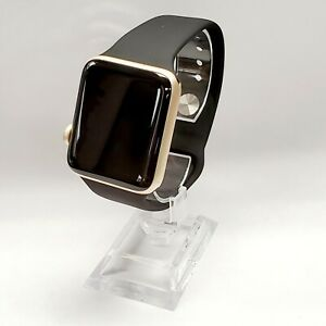 Apple Watch Series 2 42mm Gold With Original Sport Band 40 Ebay