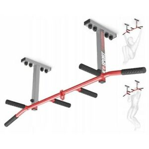 Barra-traccion-K-sport-250kg-techo-de-montaje-superior-del-cuerpo-de-entrenamiento-schlingentrainer