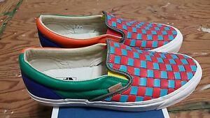 e87c5d742ce5 Vans Vault 50th Checkered Past OG LX Slip-On Size 11 syndicate ...