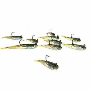 Lot-5Pcs-Soft-Bait-Lead-Head-Fish-Lures-Bass-Fishing-HOT-Sharp-Tackle-Hoo-D7Z7