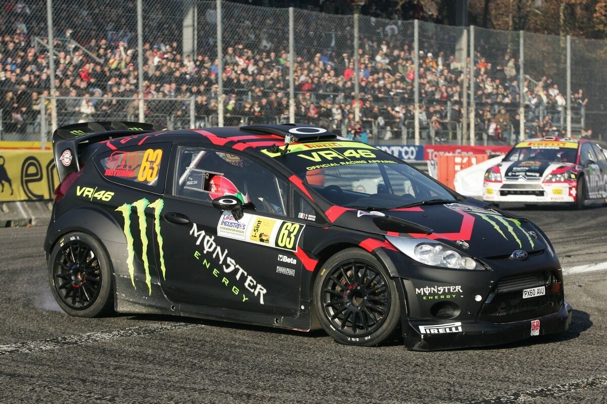 IXO 1 43 AUTO FORD FIESTA RS WRC    63 FRÈRES BRIVIO MONZA RALLY SHOW 2011 NEW d91fe5