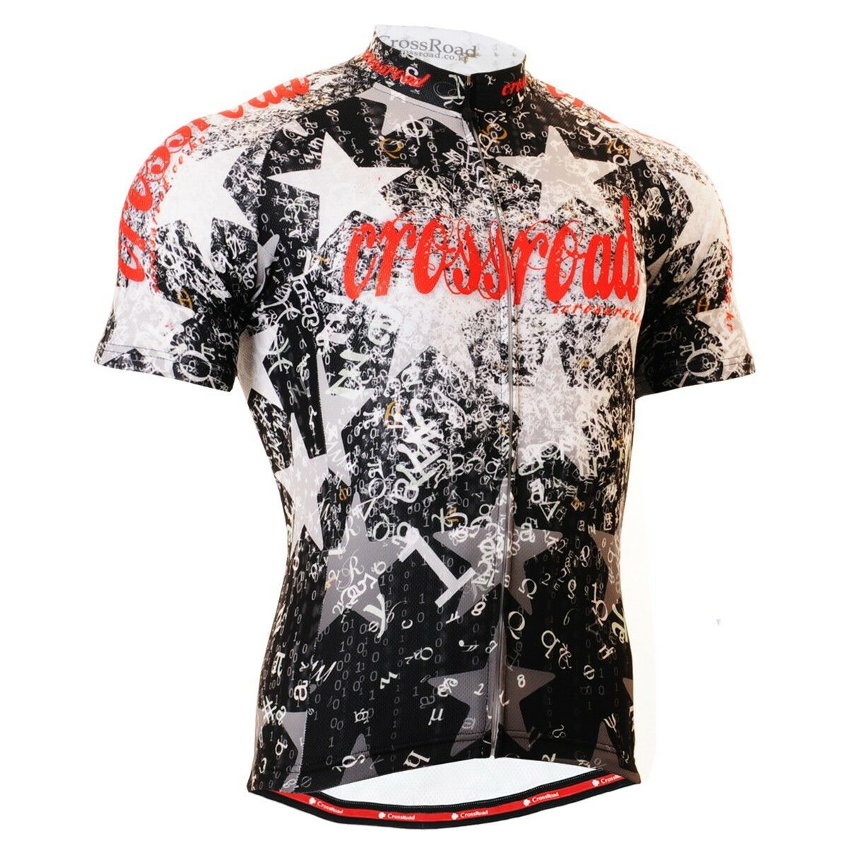 FIXGEAR CS-2402 Men's Short Sleeve Cycling Jersey Bicycle Apparel Roadbike MTB