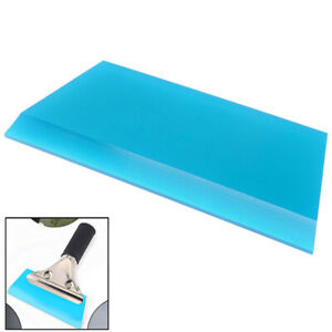 Window-Rubber-Strip-Cleaner-Car-Tinting-Glass-Clean-Water-Wiper-Ice-Scraper-RK