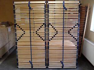 2x 7 Zonen Lattenrost Bluestar Xxl Nv Bis 200 Kg Korpergewicht 42