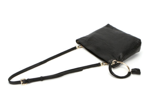 Details about  /CONVERTIBLE CASUAL CENTOR CLUTCH SHOULDER BAG REAL LAMBSKIN LEATHER