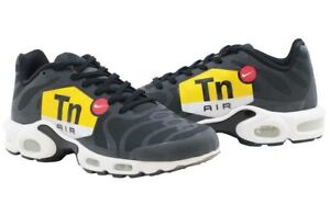 fa3ce182f2 New Nike Air Max Plus NS GPX - Men's AJ0877-001 Tuned Air TN Black ...
