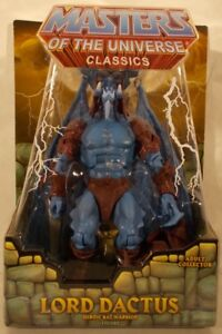 Lord Dactus MASTERS OF THE UNIVERSE Classics MOTU Sealed w Box