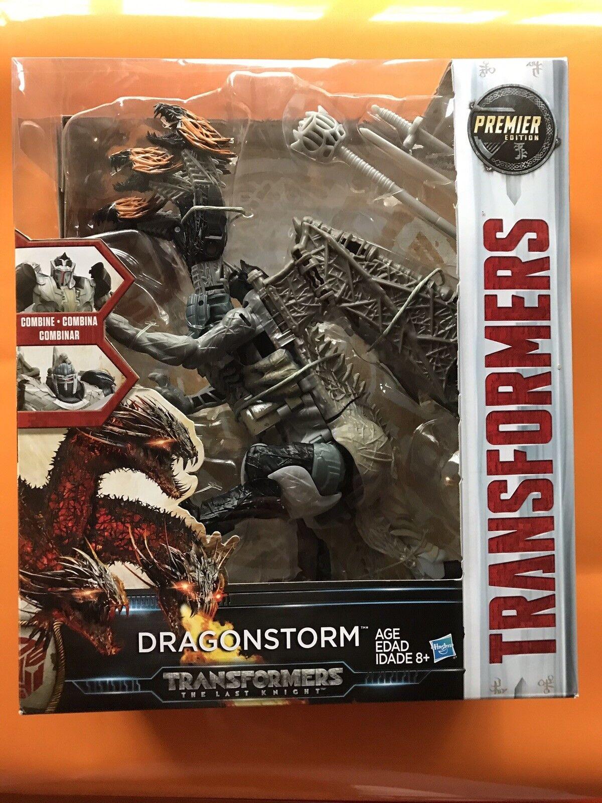 Transformers  The Last Knight Premier Edition Leader Dragonstorm Combiner
