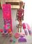 Barbie-X2345-Poupee-Studio-de-Relooking-Coiffure-Excellent-Etat