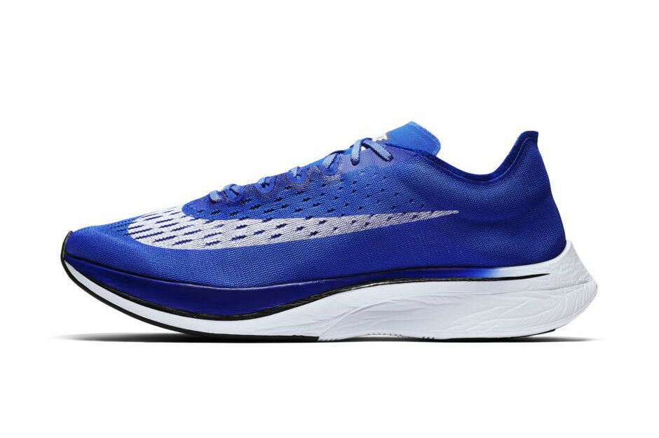 Nike Zoom Vaporfly 4% Hyper Royal bluee 880847-411 Sizes 6.5-10.5 Authentic