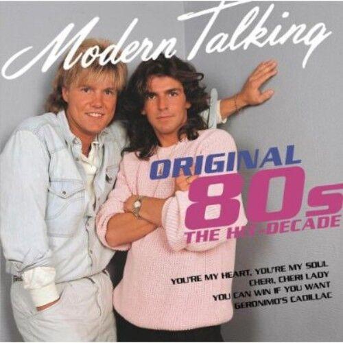Modern Talking - Original 80's [New CD] Germany - Import