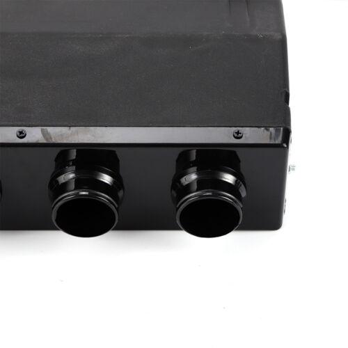 New Universal Under Dash AC Evaporator Heat and Cool Unit 404-000 4-Port 12V US