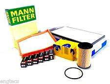 PORSCHE BOXSTER 986 2.5 ZÜNDKERZEN + ÖLFILTER + LUFTFILTER + INNENRAUMFILTER