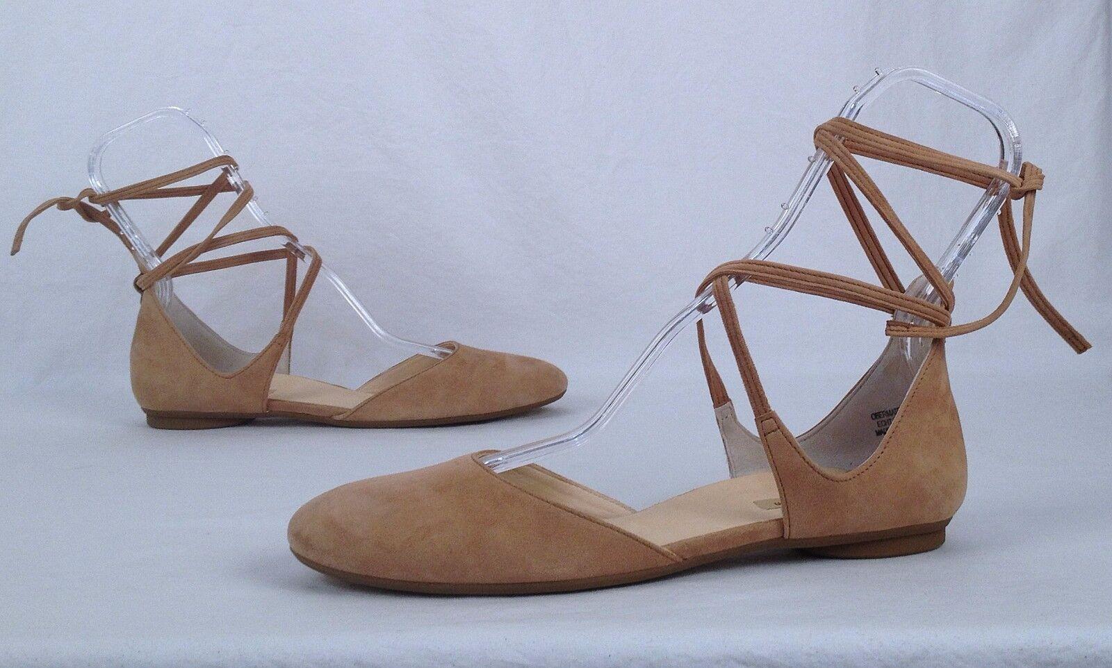 nyA Paul grön Ankle Strap Sandal - Camel - Storlek 9.5 US   7 UK  325 (BB41)