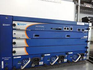 Juniper-Netscreen-NS-5400-5000-2XGE-5000-M2