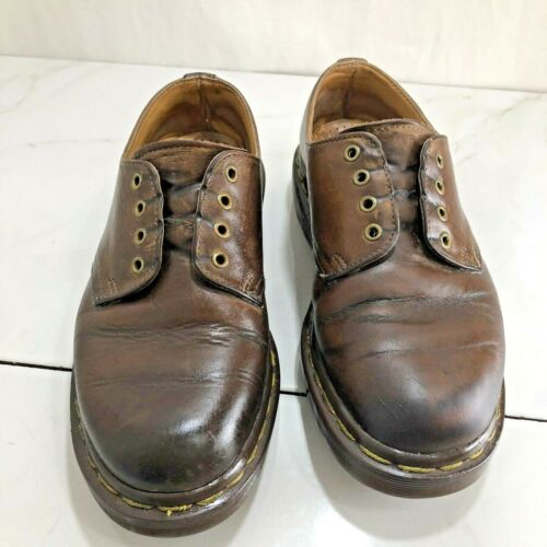 Doc Martins Womens Shoes Size 3 Brown Dr. Martins