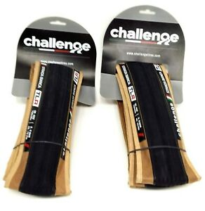 2-PACK-Challenge-Strada-Bianca-TLR-700x36-Tubeless-Ready-Bicycle-Tire-Black-Tan