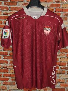 Soccer Jersey Trikot Maillot Camiseta Sport Sevilla Size L