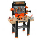 Smoby Black and Decker The Ultimate Work Bench & Tools Educational Toy 3yrs
