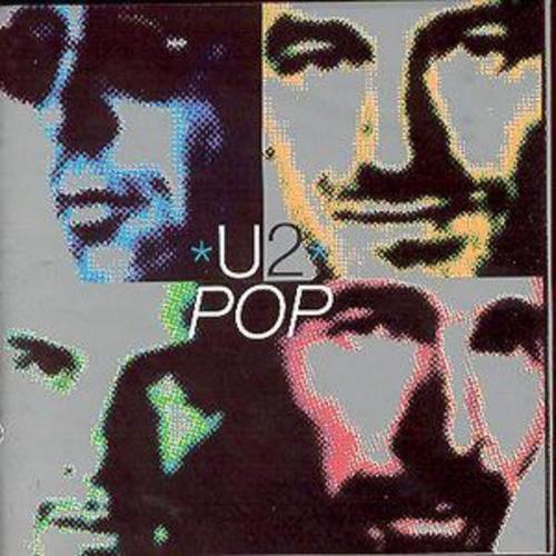 1 of 1 - U2 : Pop CD (2001)