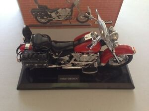 Harley Davidson Telephone With Box and Instructions