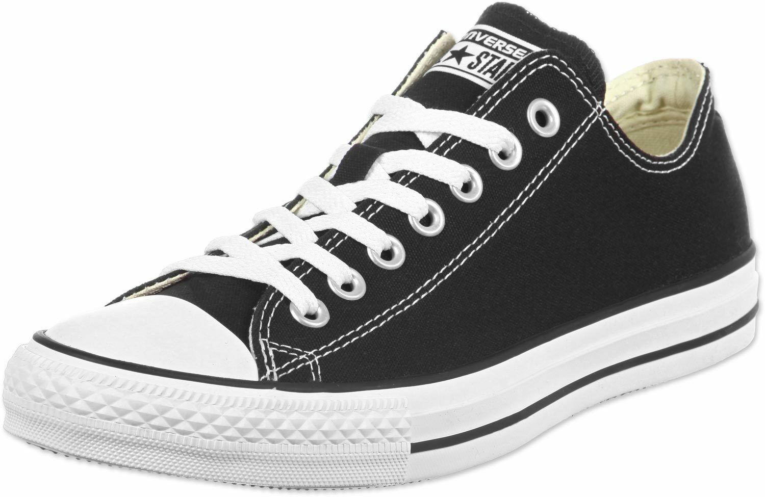 CONVERSE ALL STAR LO SHOE SHOES ORIGINAL STORE BLACK M9166C (PVP IN STORE ORIGINAL 6b4a4e