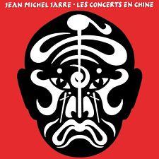 JEAN-MICHEL JARRE - LES CONCERTS EN CHINE 1981 (LIVE) 2 CD NEU