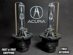OE HID Headlight Bulb For Acura TL Low Beam Stock Fit Qty - Acura tl headlight bulb