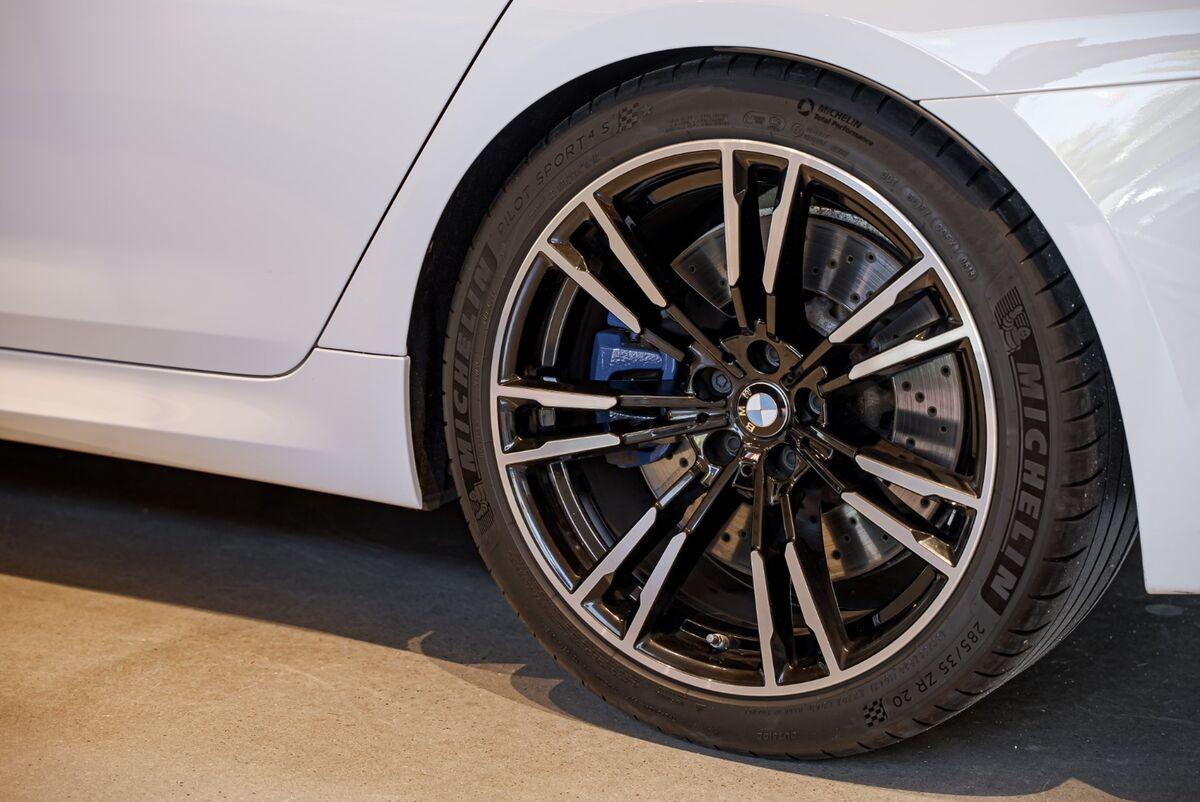 BMW M5 Competition aut.