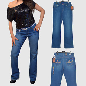 SEVEN7-Jeans-Stretch-Boot-Cut-Bottom-size-4-6-8-Brand-New-NWT