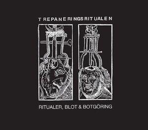 TREPANERINGSRITUALEN-Ritualer-Blot-amp-Botgoering-CD-KARJALAN-SISSIT-Death-in-June