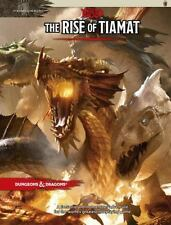 The Rise of Tiamat Dungeons and Dragons 5th Edition Hardcover D&D New!