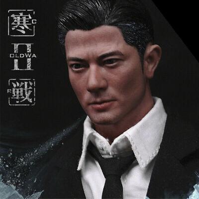 1//6 Scale China Hong Kong Star Aaron Kwok Male Head Sculpt F 12/'/' Man Figure