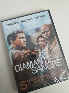 dvd-Diamantes-de-sangre-contenido-extra-leonardo-di-caprio-nuevo-precintado