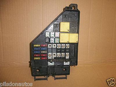 [QMVU_8575]  MG ZR ROVER 25 STREETWISE EXTERNAL ENGINE BAY FUSE BOX YQE000720 | eBay | Rover Streetwise Fuse Box |  | eBay