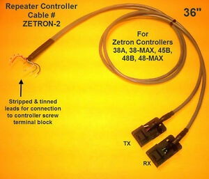 image is loading zetron-38a-48b-repeater-controller-cable-motorola-cdm-
