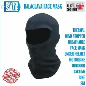 Facemask-Balaclava-Cotton-Motorcycle-Motorbike-Ski-Bike-Head-Neck-Warmer-Mask-UK