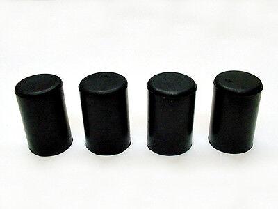 "Fits Subaru 5//8/"" 3//4/"" Water Pump Heater Core Rubber Hose Caps Blockoff Plugs nos"