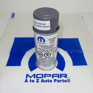new dodge ram dakota durango mist gray interior paint oem mopar ebay
