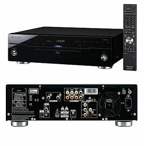 Pioneer BDP-LX55 Blu-ray Disc Player Windows 7