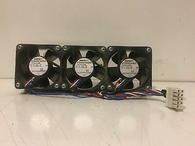 papst TYP612NHH Double ball cooling fan DC12V 2.9W 60×60×25mm 2wire