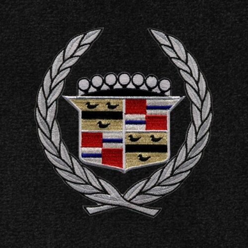 1967-1985 Lloyd Mats Cadillac Eldorado Crest Classic Loop Front /& Rear Mats