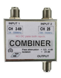 Selective-UHF-channel-combiner-for-2-antennas-Selective-VHF-channel-combiner