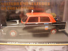 Voiture collection en Metal NOSTALGIE 1/43 PEUGEOT 404 Taxi G7 1962 neuf