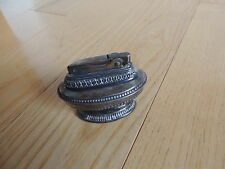 Vintage Silverplate Ronson Queen Anne Table Cigarette Lighter Free Shipping