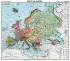 Historische Karte: Europa, um 1910 (Plano) von Friedrich Handtke (2011, CD)