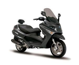 piaggio xevo 400 400ie 400cc scooter workshop service. Black Bedroom Furniture Sets. Home Design Ideas