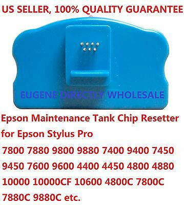 1x Ink Cartridge Chip Resetter for Epson Stylus PRO 7400 7600 7800 7880 NEW
