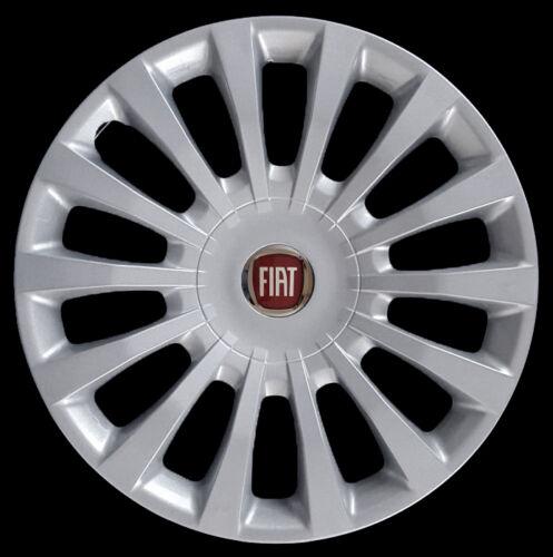 "1280 Fiat Bravo Active Kit 4 Copricerchi coppa ruota 16/"" cod"