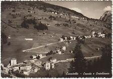 CAMPITELLO - CASADA E COSTALISSOIO - S.NICOLO' COMELICO m.1062 (BELLUNO) 1954
